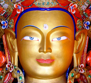 Ladakh-Buddhism