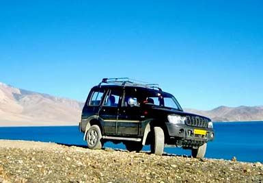 Ladakh Jeep Safari