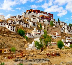 Ladakh-Monasteries