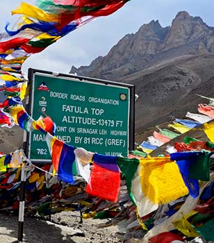Passes in Ladakh