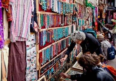 Shopping in Ladakh