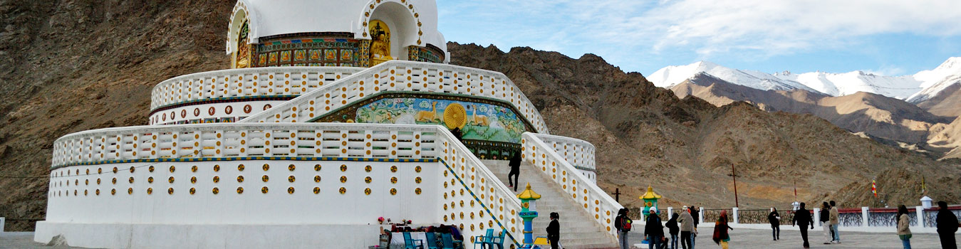 Attractions in Ladakh