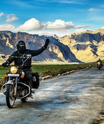 Srinagar Leh Manali Bike Trip