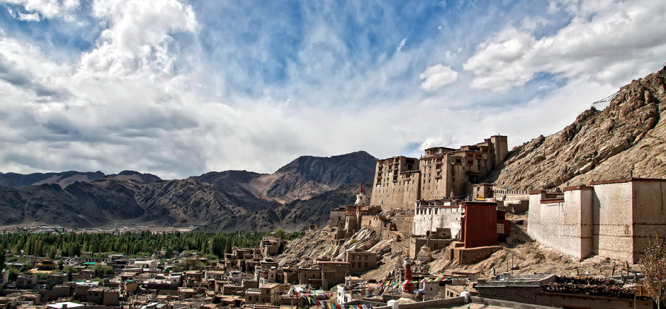 Leh Old City 2
