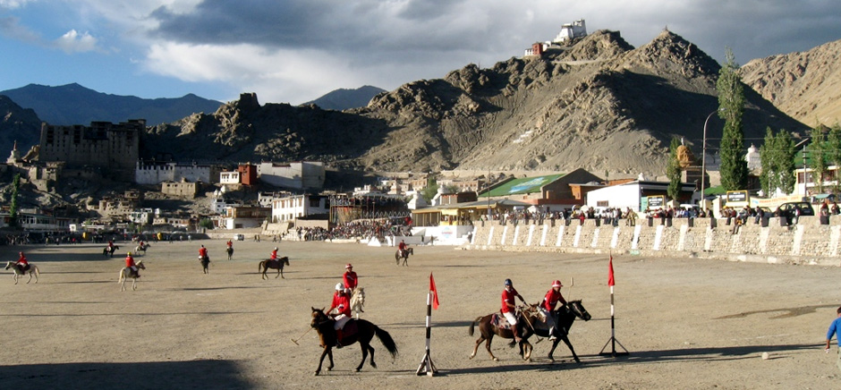 Polo Ground in Drass, Leh Ladakh