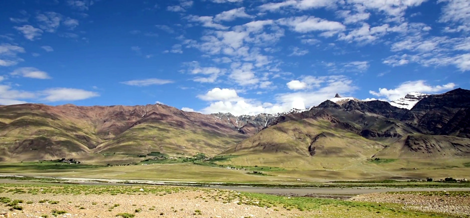 Landscapes of Padum Valley, Leh Ladakh