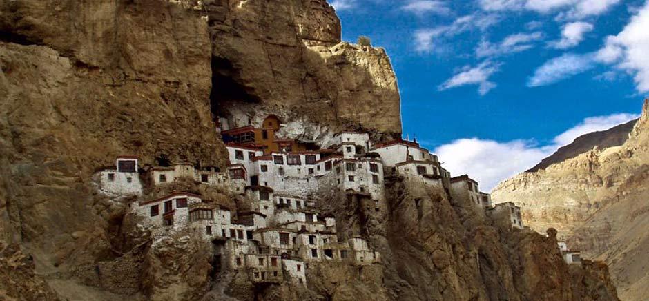Phugthal Monastery, Leh Ladakh