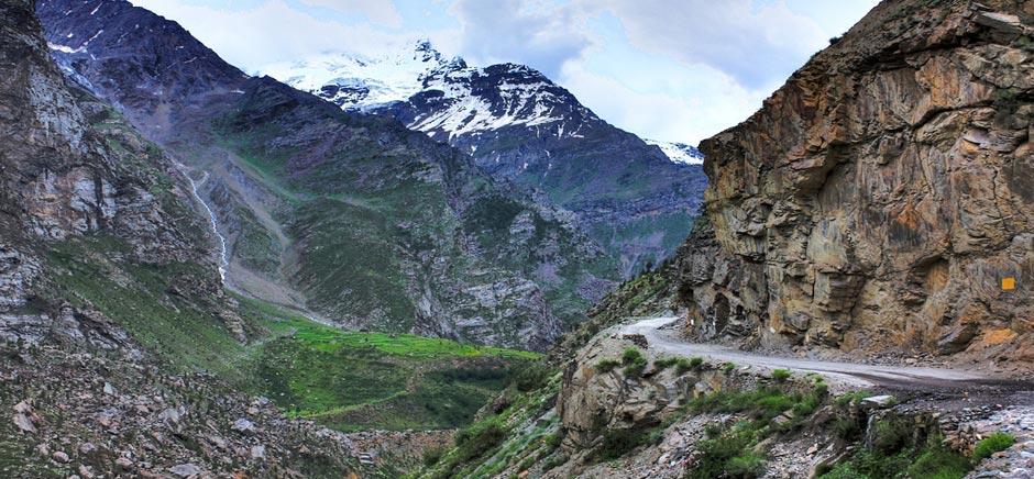 Jispa Roads, Himachal Pradesh