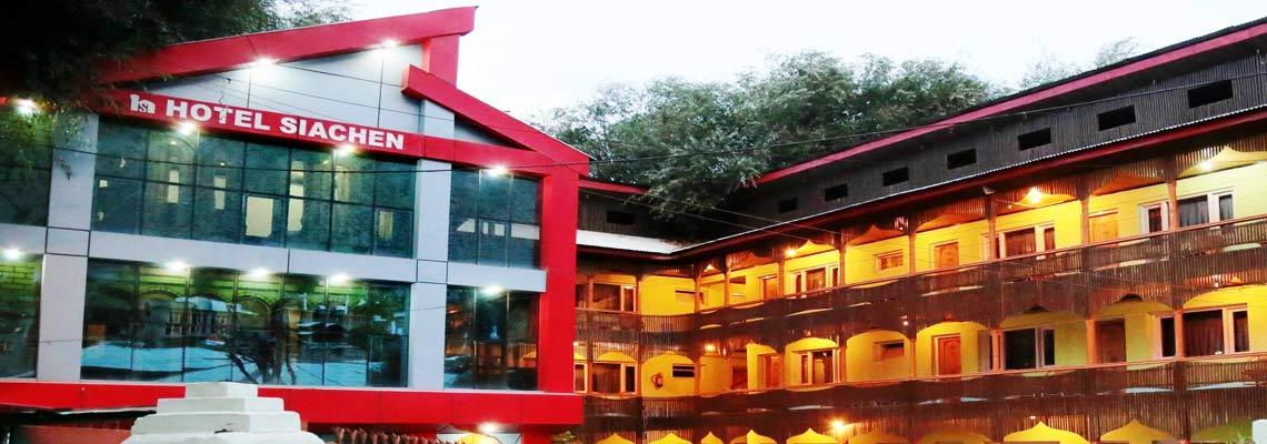 Siachen Hotel