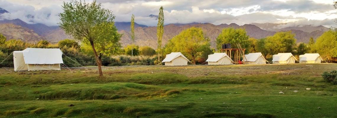 Bikamp Ladakh