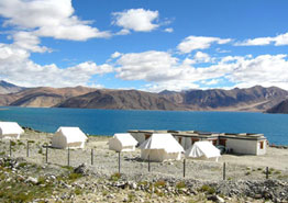 Resort Pangong