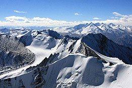 Current Climate Condition in Leh Ladakh, India