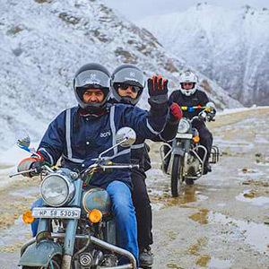 Ladakh Bike Trip 2021