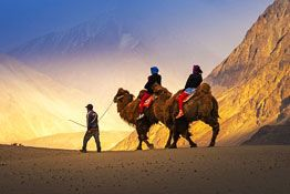 Wonders of Ladakh (A GROUP DEPARTURE)