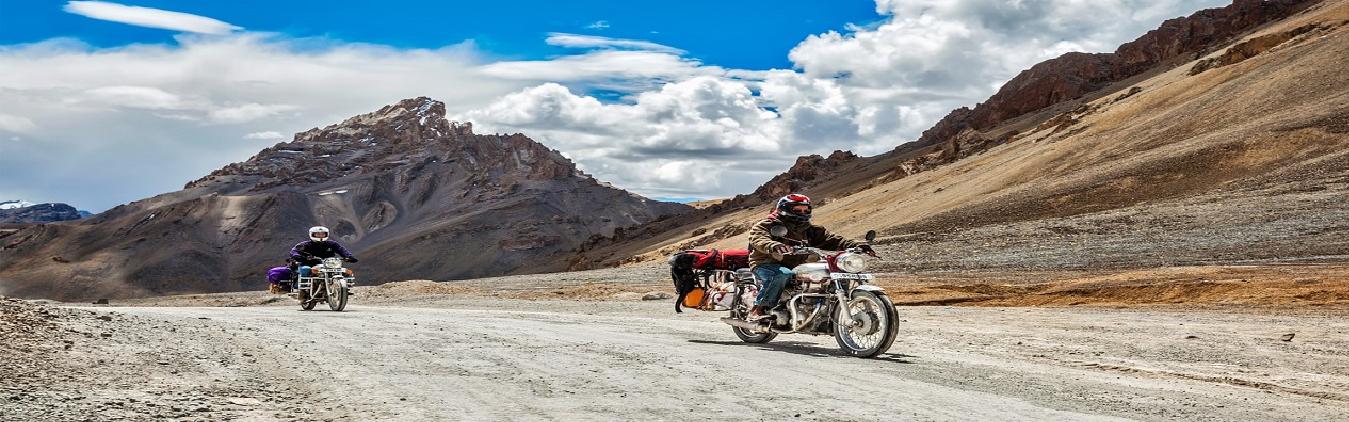Manali to Srinagar Bike Tour>