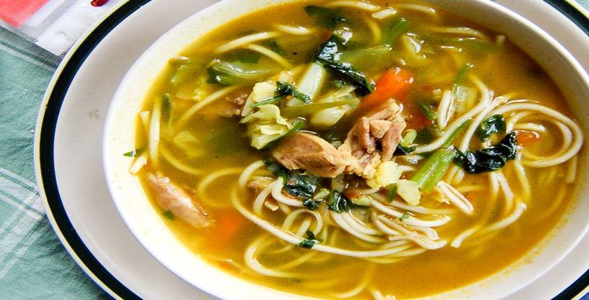 Cuisine in Ladakh