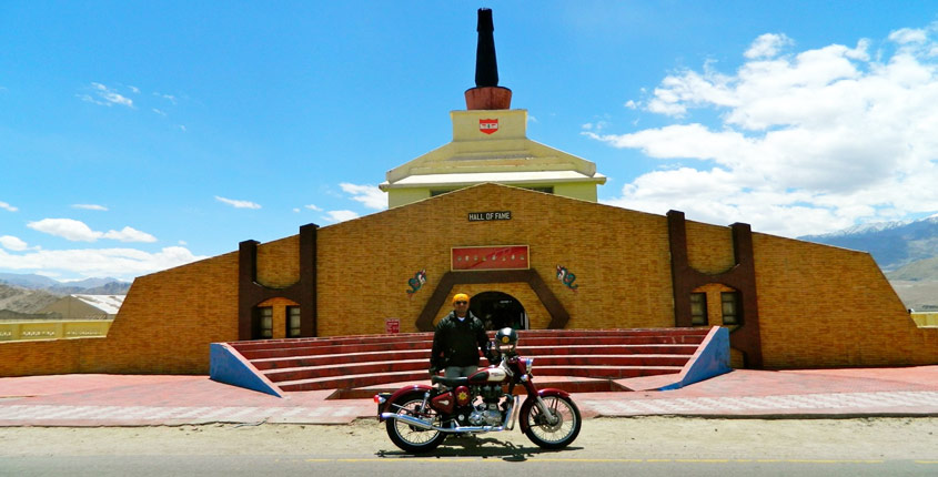 Hall of Fame in Leh Ladakh - A Place to Feel Pride!