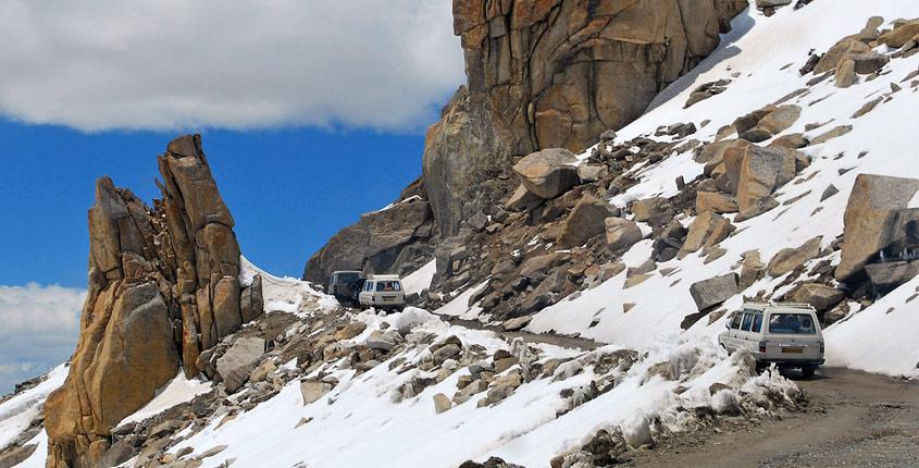 Khardung La Pass